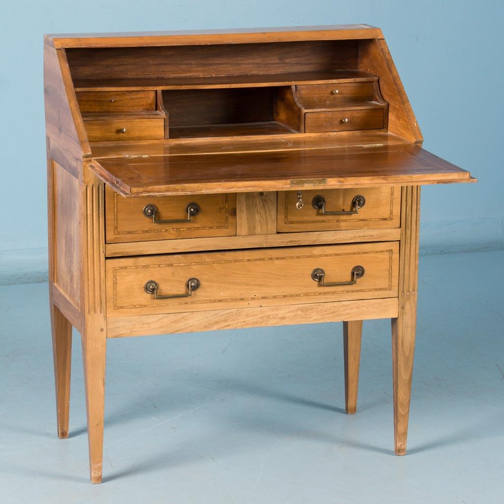 French Secretary Desk Antique Antique Furniture