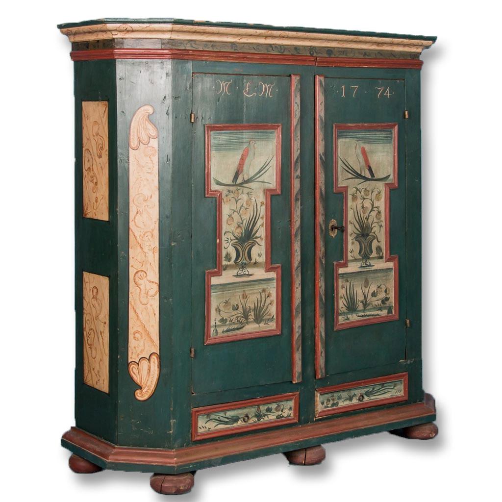 Armoires & Wardrobes | Scandinavian Antiques | Antique Furniture for Sale - Armoires & Wardrobes Scandinavian Antiques Antique Furniture For