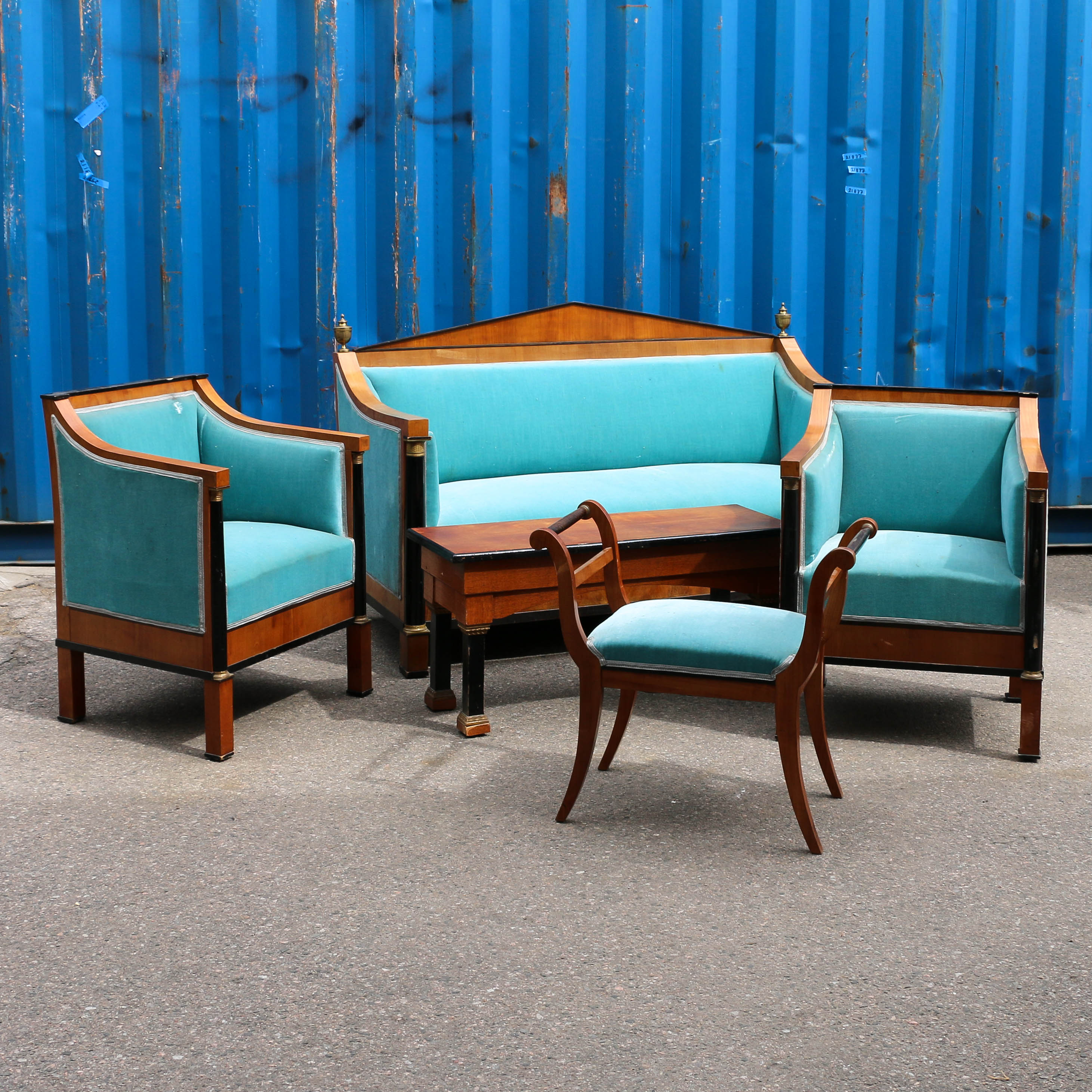 Chairs & Arm Chairs | Scandinavian Antiques | Antique Chairs for Sale