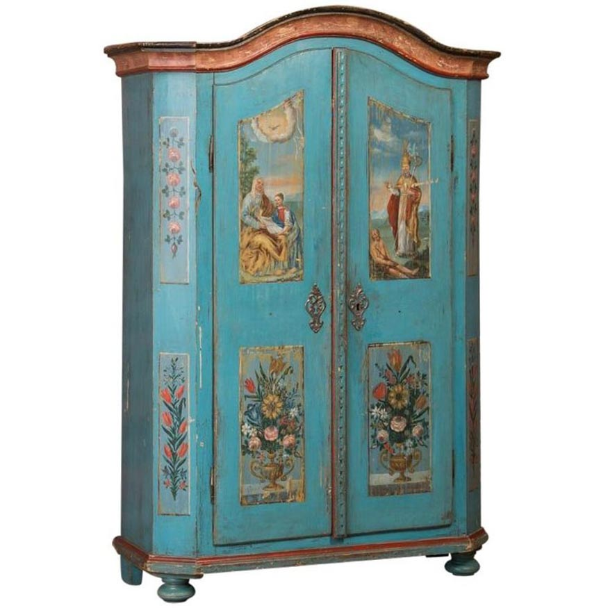 Armoires & Wardrobes | Scandinavian Antiques | Antique Furniture for Sale - Armoires & Wardrobes Scandinavian Antiques Antique Furniture For